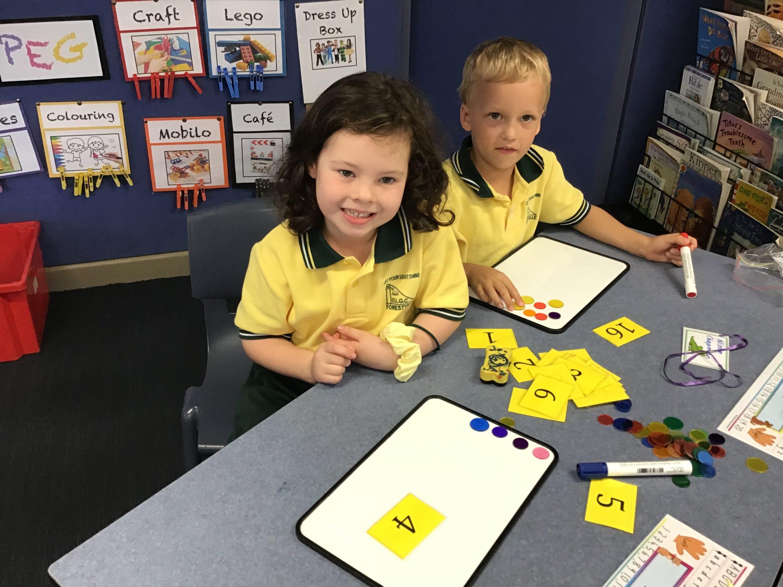 Kindergarten – 2020