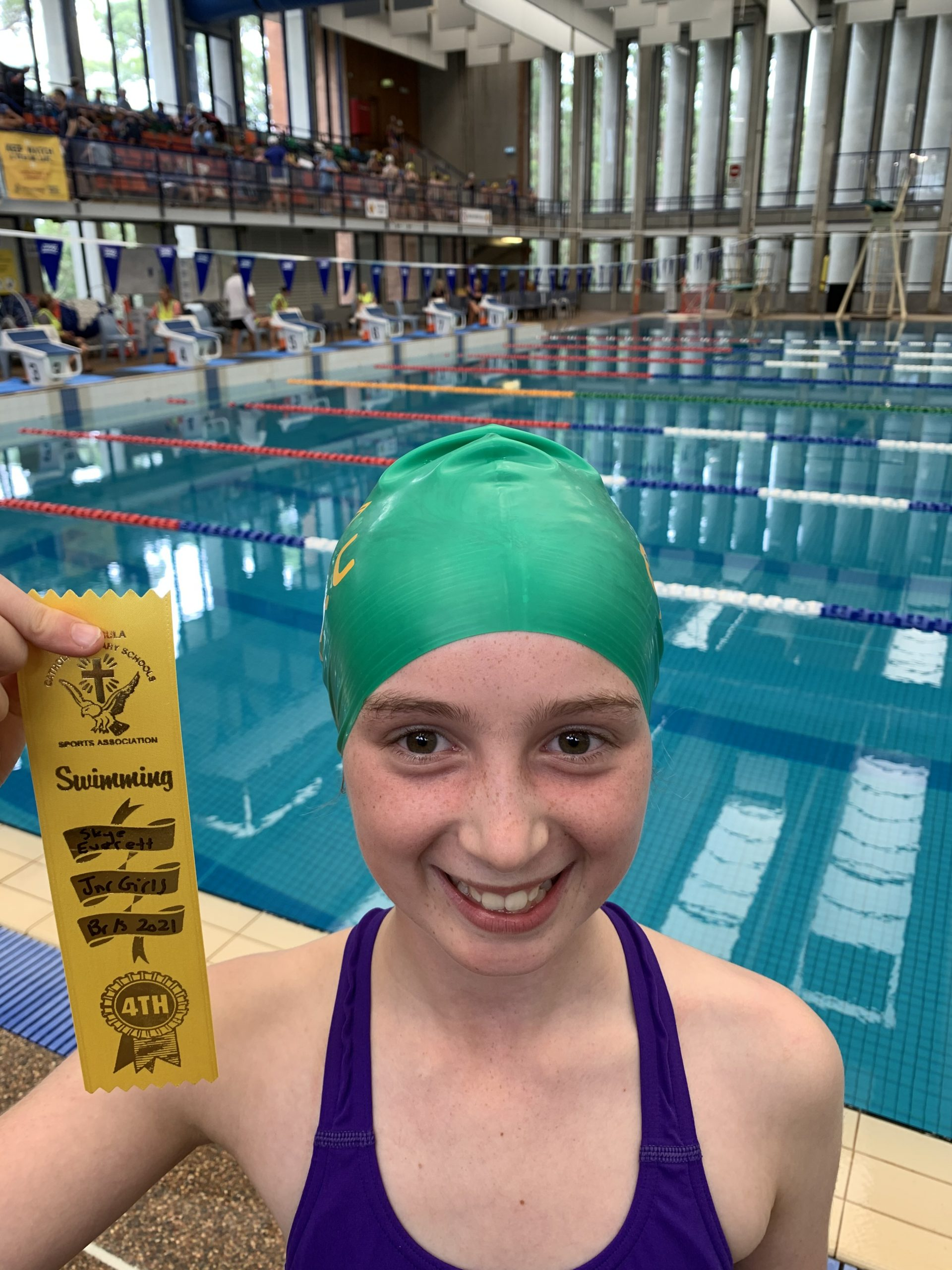 Northern Beaches Cluster Swimming Carnival – March 2021