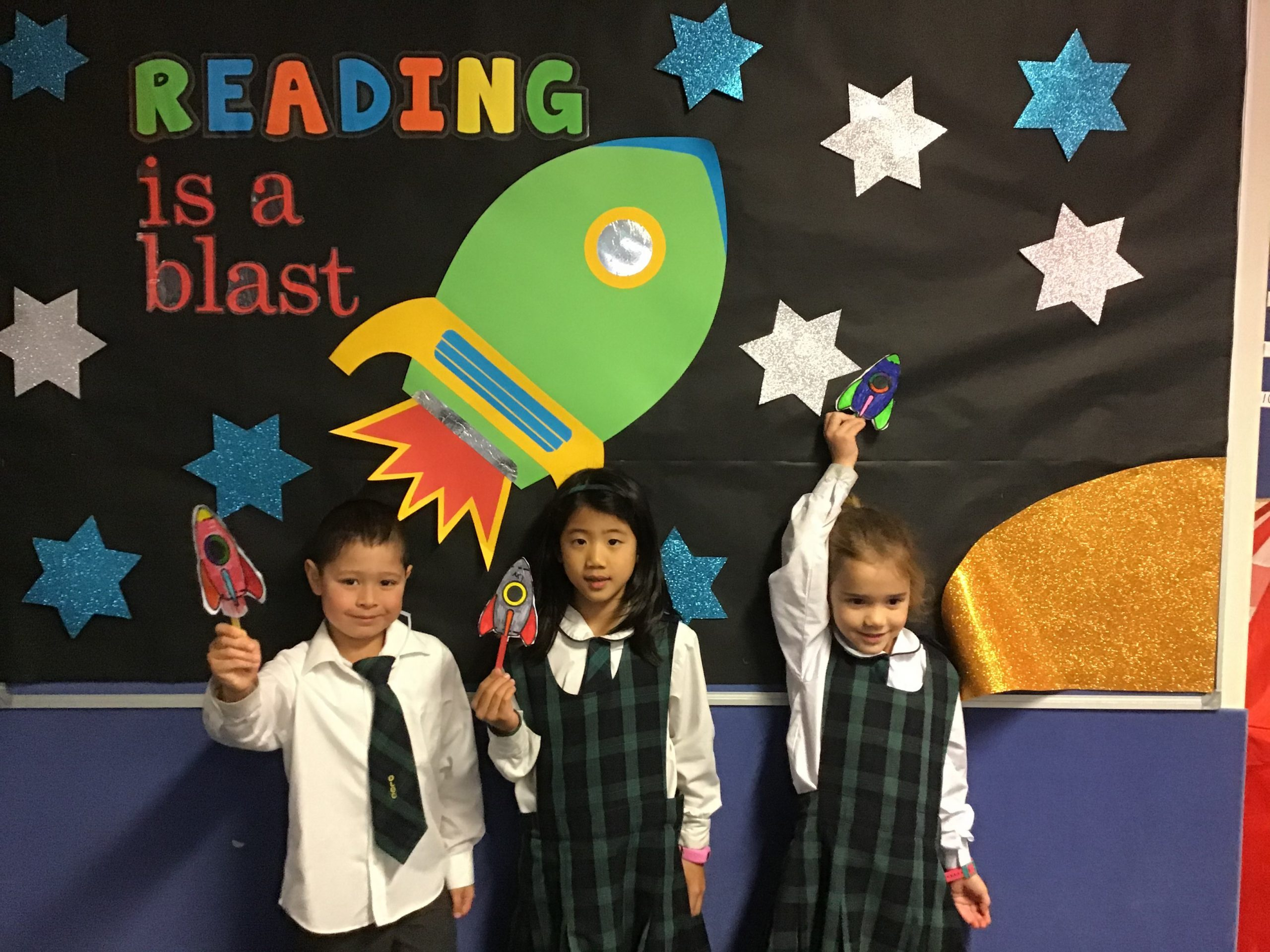 """National Simultaneous Storytime – """"Give Me Some Space"""" by Philip Bunting"""