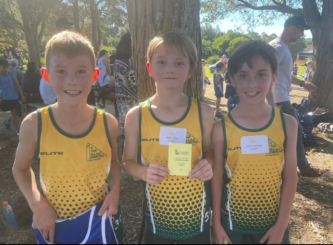 Broken Bay Diocese Cross Country – May 2021