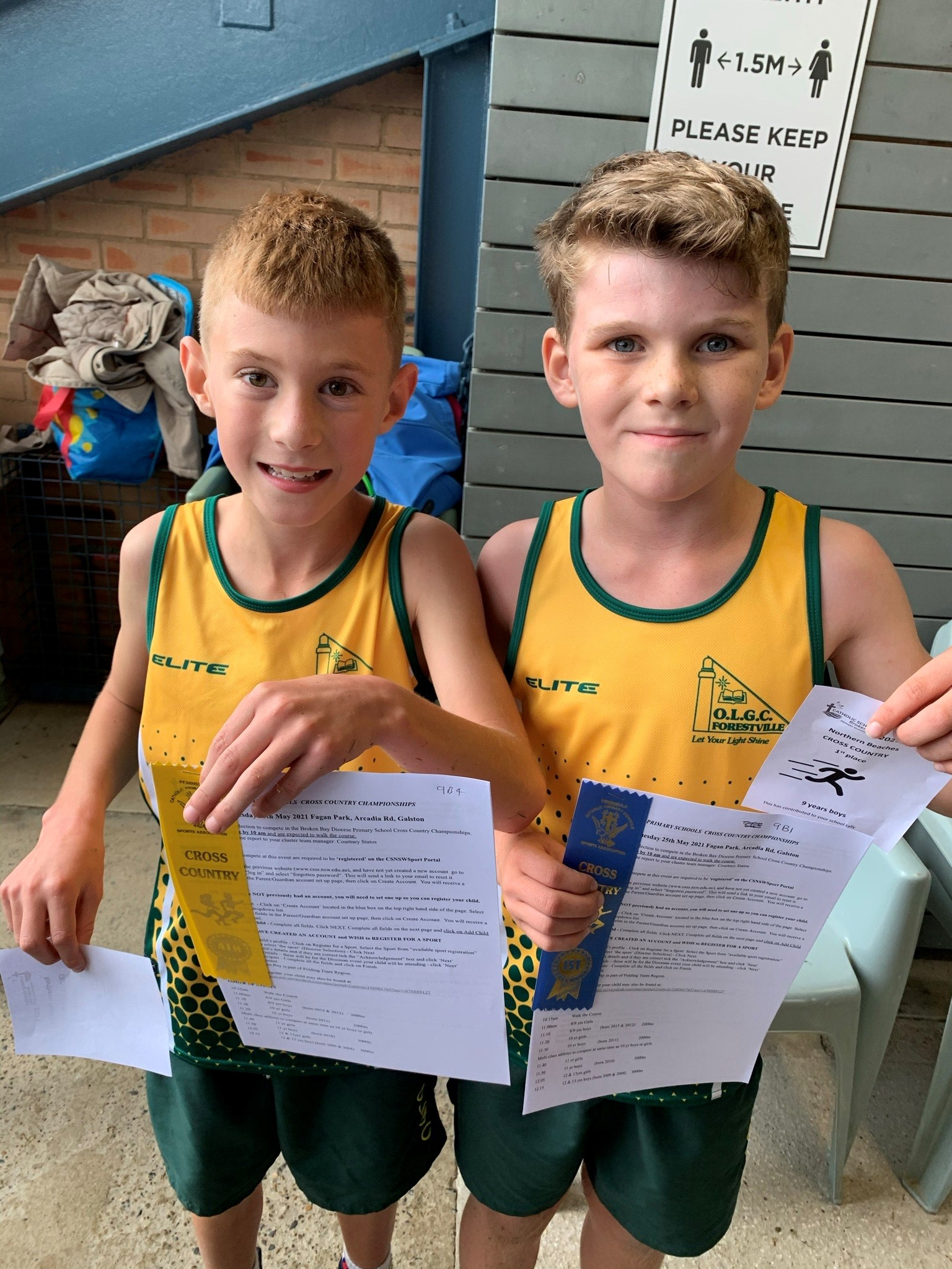 Northern Beaches Cross Country – May 2021