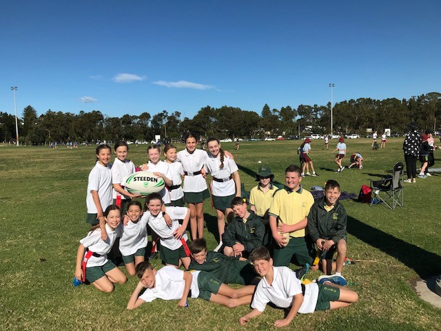 Northern Beaches Eagle Tag Gala Day