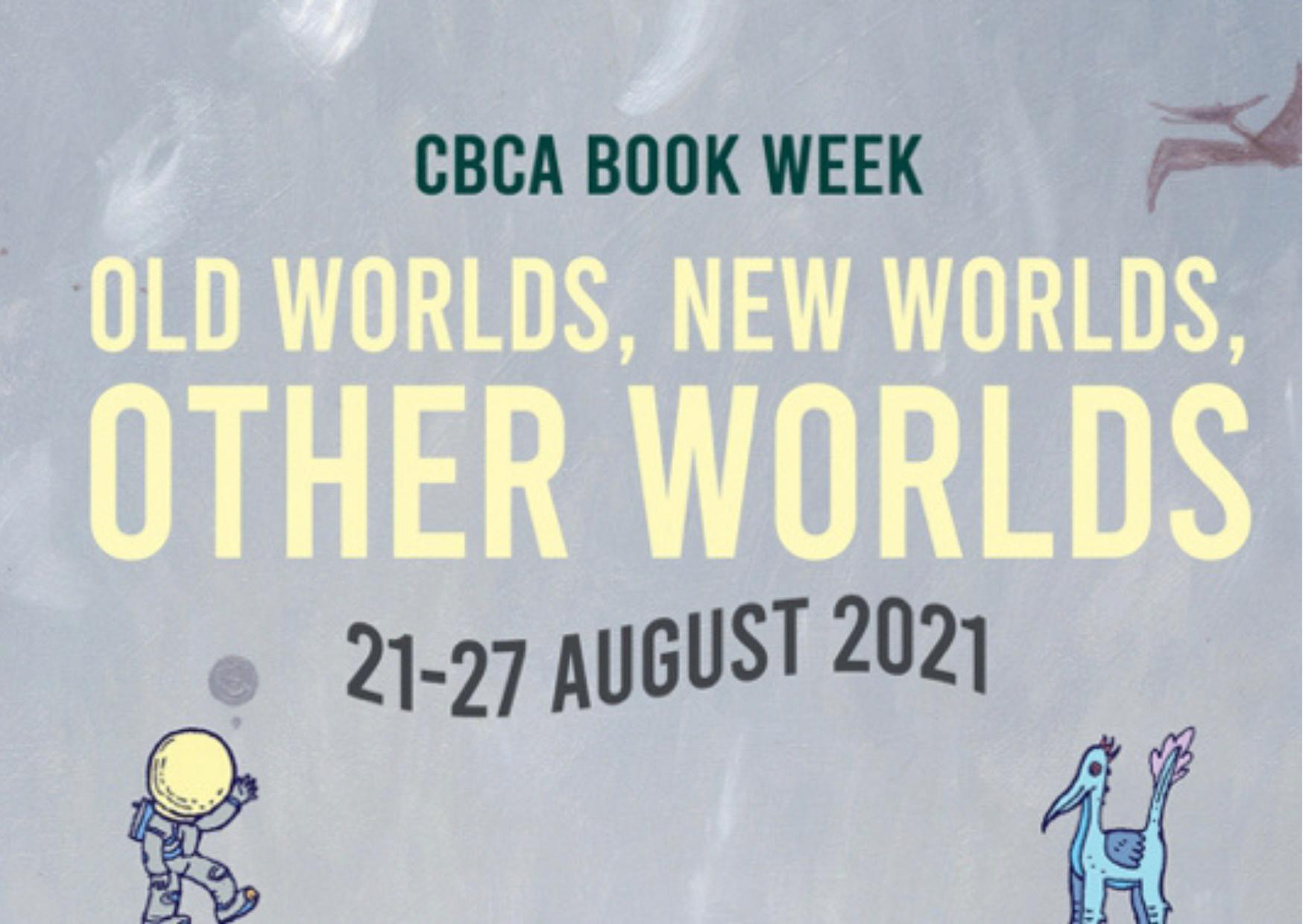 Book Week August 2021