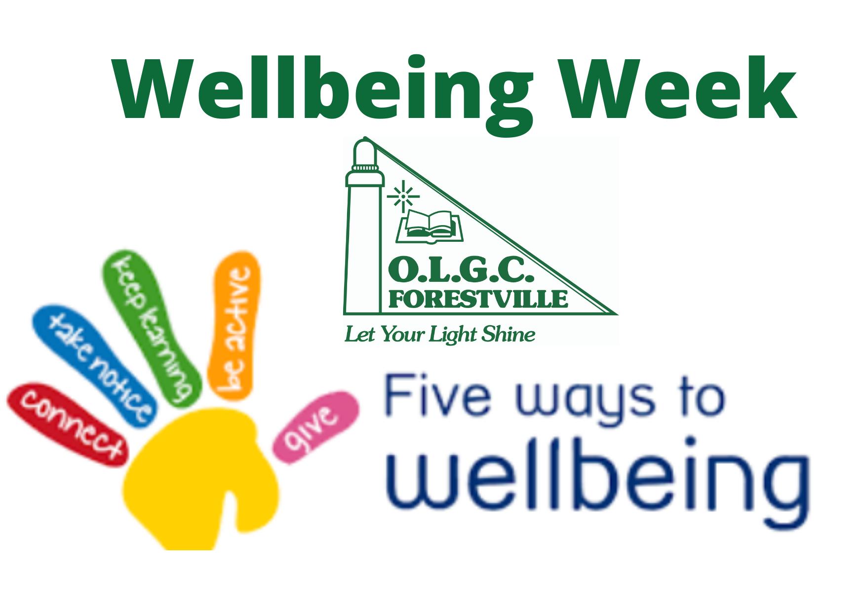 OLGC Wellbeing Week